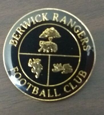 BERWICK RANGERS badge
