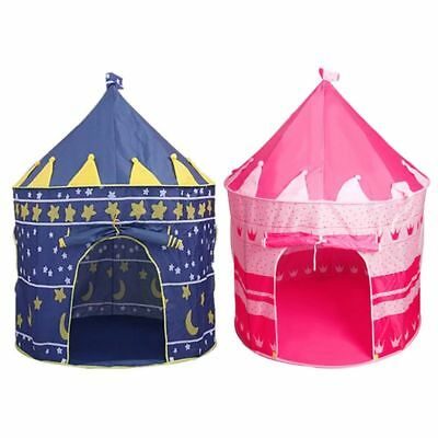 Child Kids Play Tent Game House Princess Prince Castle Palace Baby Toy Tent