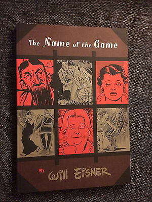 The Name of the Game - Will Eisner