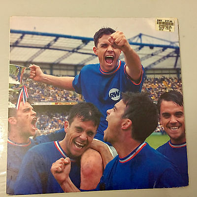 Robbie Williams – Sing When You're Winning double LP