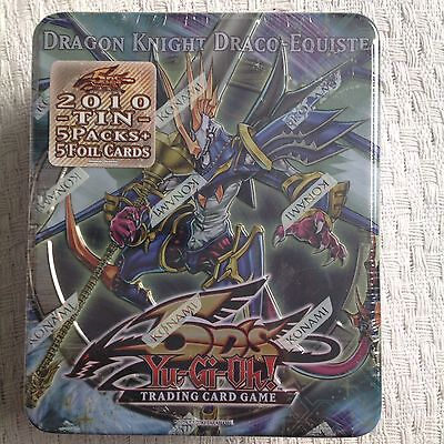 Yugioh   Dragon Knight Draco-Equiste   New and Sealed
