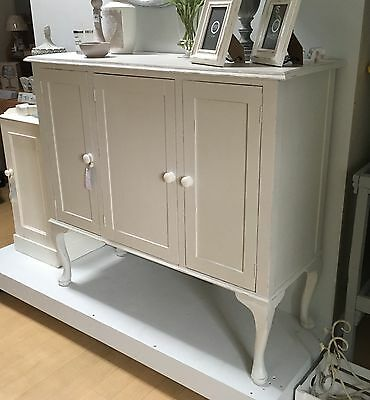Antique Painted Sideboard/Cupboard