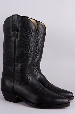 Tony Mora Leder Cowboy Stiefel Western Boots 42 Leather Boots Made in Spain