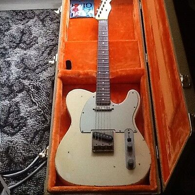 Nash T63 Electric Guitar Telecaster USA Custom Built