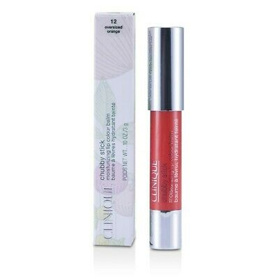 Clinique Chubby Stick - No. 12 Oversized Orange 3g Lip Color
