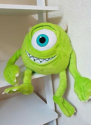 Monsters inc. Mike Wazowski soft toy/plush. 10.5inches**