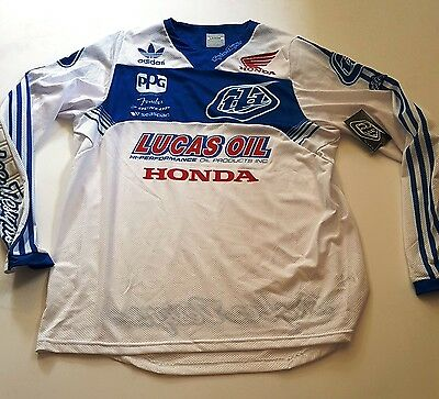 Brand New Troy Lee Designs Large Motocross/Downhill Jersey