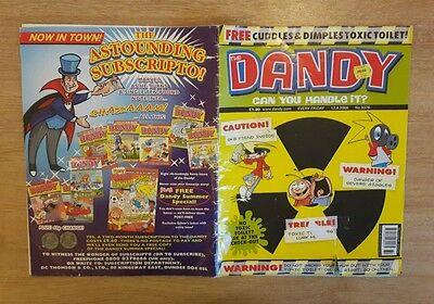 The Dandy Comic Magazine No 3376 12Th August 2006