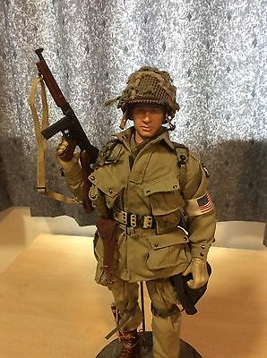1/6 Scale Dragon Action Figures US 101st Airborne Paratrooper