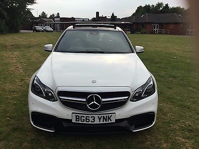 Mercedes e63 amg damage repaired