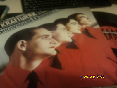 Kraftwerk/showroom Dummies-Europe Endless Cl16098 Nex/nm Capitol 12""