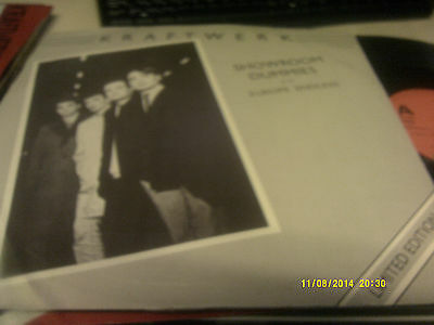 Kraftwerk/showroom Dummies Clx104 Nex/nm Capitol 12""