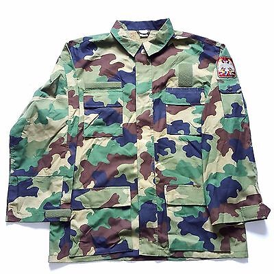 Yugoslavia Serbian Army Special Forces  Camo Blouse M03 180/56