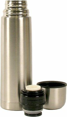 Uniware Stainless Steel Vacuum Flask Coffee Bottle Thermos Container  750ML
