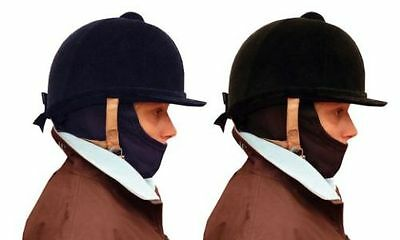 new navy equetech thermal hat liner under riding hat