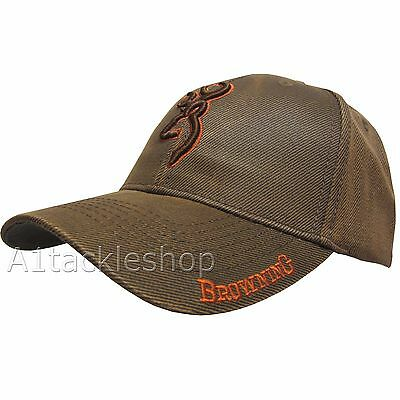 Browning New Rhino Shotgun Shooting Cap 308378881