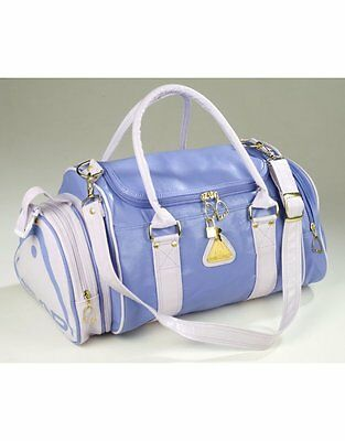 Head Heritage Collection Retro St Tropez Sports Travel Holdall Bag Leather Look
