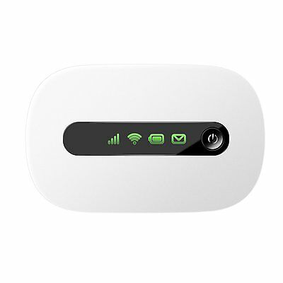 Huawei E5220 21 Mbps 3G Mobile WiFi Hotspot 3G in Europe Asia -Weiß