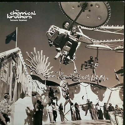 """The Chemical Brothers - Leave Home (Virgin) 1995 Big Beat 12"""" Vinyl"""