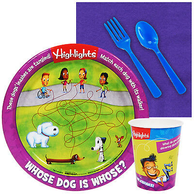 Highlights Snack Party Pack