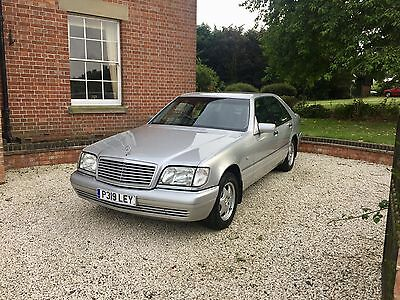 Mercedes Benz s class 280s W140 Automatic FSH