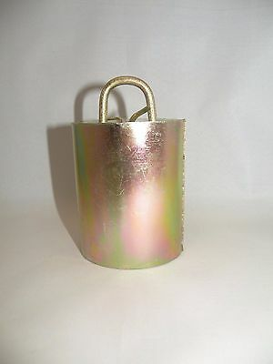 FREE SHIPPING Metal Cow Bell 8.5cm x 7cm