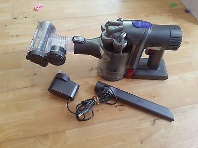 Dyson DC30 handheld vacuum cleaner With Tools And Charger