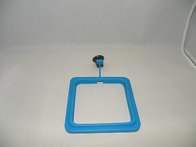 Station Floating Feed Tool Aquarium Control Feed- Feeding Ring Fish Tank Square