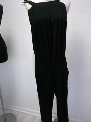H&M Mama Overall schwarz Gr.S