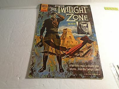 The Twilight Zone 207 1962 Dell Vg