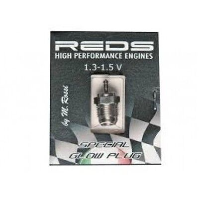 5 X REDS Racing T5C Turbo Offroad Glow Plug (BUY A CARD OF 5 and SAVE)