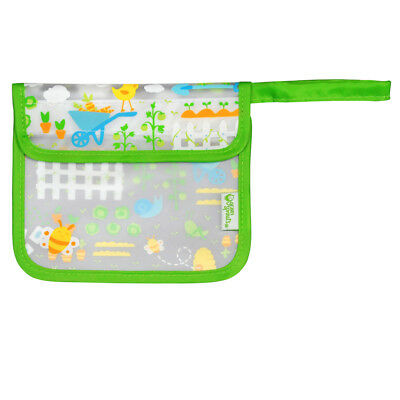 Teether Pouch Green