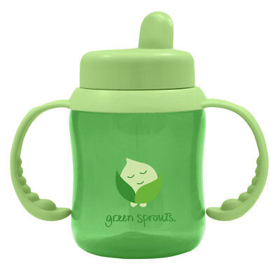 Sippy cup Flip Green