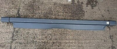 99-05 Mercedes ml W163 parcel shelf load cover dark grey (black) A1638600075
