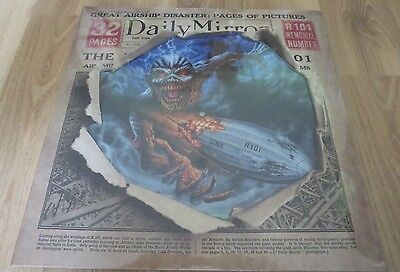 Iron Maiden - Empire Of The Clouds - Original Verpackt (Mint) - Gatefold Cover!