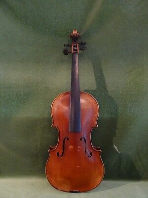 Nice Old Paris School Violin Circa 1910