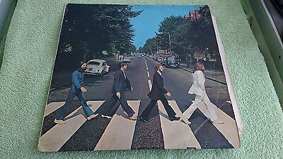 The Beatles - Abbey Road- Vinyl L.p- 1969- Apple Records-No Her Majesty