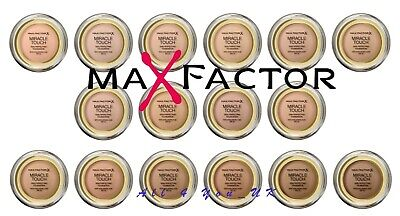 Max Factor Miracle Touch Skin Smoothing Foundation 11.5g - Please Choose Shade