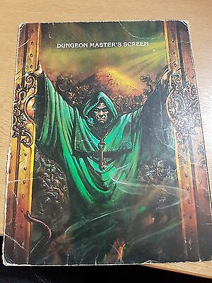 Dungeon Masters Screen for AD&D  1st Edition