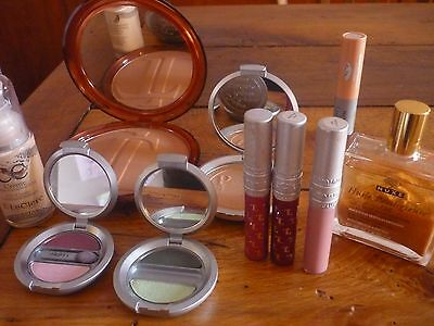 lot maquillage T.LECLERC NUXE
