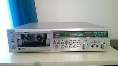 Dual C844 3 heads 2 motors tape deck recorder (with issues)