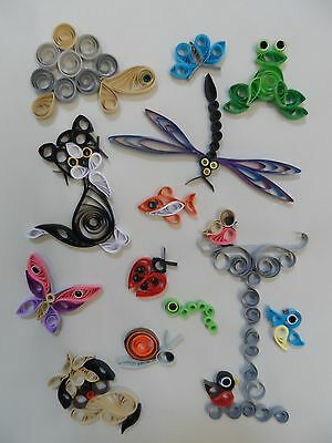 Quilling Kit - In The Garden