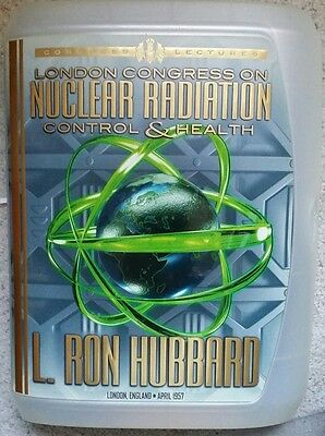 London Congress On Nuclear Radiation Control & Health - L. Ron Hubbard
