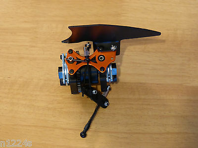 Hpi Trophy 3.5 V2 Buggy 1/8 Scale Centre Diff Gearbox + Brake Fittings