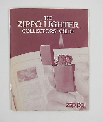 The ZIPPO LIGHTER Collectors Guide