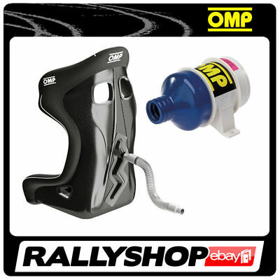 OMP AIR COOLING SET Blower Rally Race Drive Sport Motorsport HC/913 Seat cooling