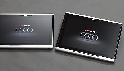 Audi Q7 4M , Audi A4 B9 Rear Entertainment Tablet 4M0919607