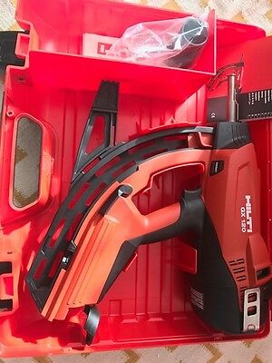 hilti gx 120 nail gun new never used picclick uk. Black Bedroom Furniture Sets. Home Design Ideas