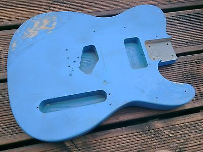 Telecaster Body - Solid Wood, Rustic