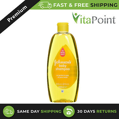 Johnsons Baby Shampoo No More Tears 300ml